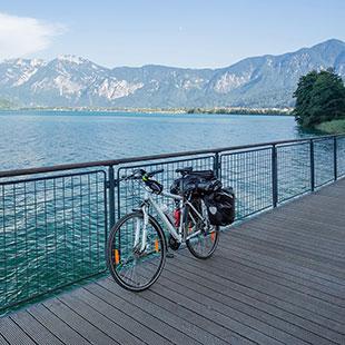 Schönsten Radwege Italiens