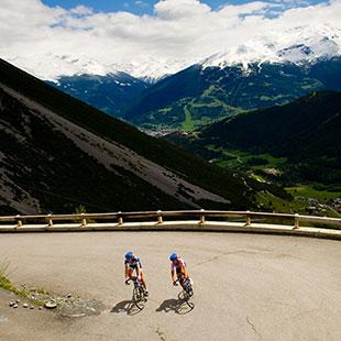 Von Levico Terme zum Passo Vezzena