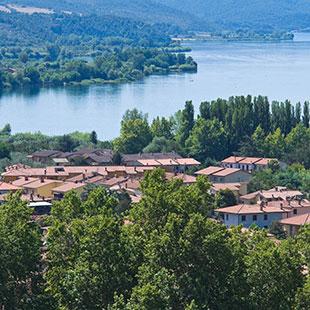 Von Viterbo nach Tarquinia