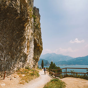 Monte Belpo und die Pineta Sperane